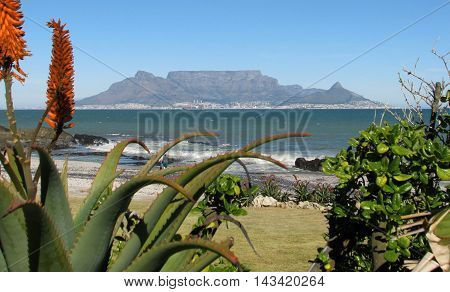 Blouberg Strand, Cape Town South Africa