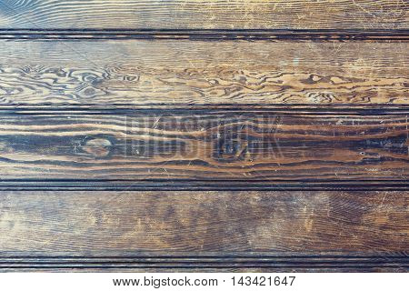 Empty wooden vintage natural texture background for product placement