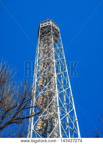 Torre Littoria In Milan (hdr)