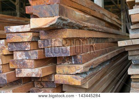 Slat Wood For Construction