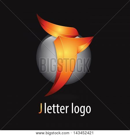 3d j letter logo 100% vector fully editable and resizable suitable for which letter is begining with letter j