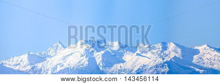 Alps Mountains Hdr