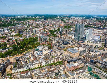 Frankfurt Am Main Hdr