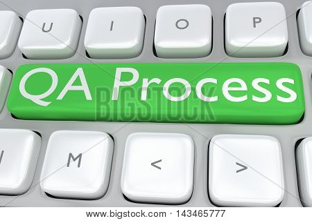 Qa Process - Technological Concept