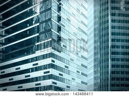 Contemporary Office Buildings