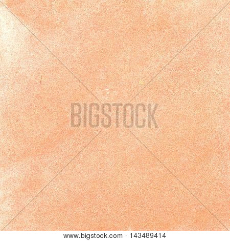 watercolor texture light transparent red-brown pink color with crude brush effects marble