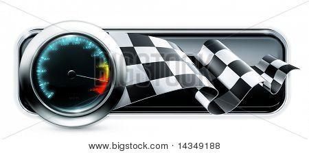Racing banner, 10eps