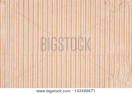 cardboard corrugated pattern background vertical. Abstract background, empty template.