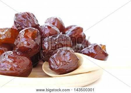 Chinese jujube crystallized ,Chinese jujube eat delicious healthy snacks.