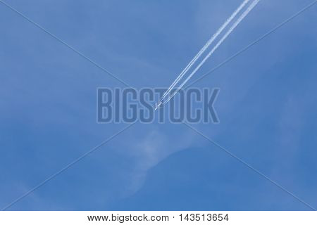 Aircraft In The Air