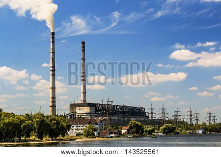 Ladyzhyn Power Station, Ukraine