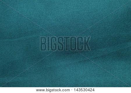 Blue Dark Cloth Texture Background