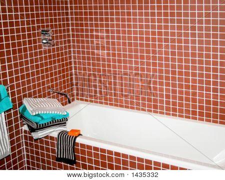 Square Bathroom