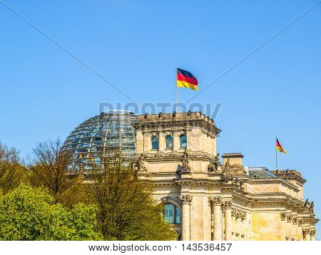 Reichstag, Berlin Hdr