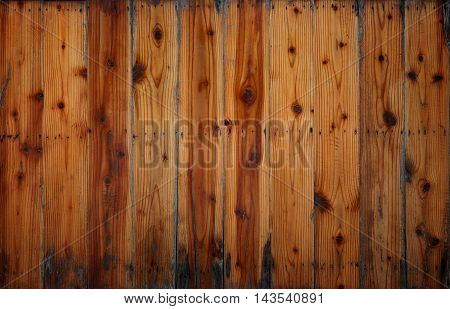old wood texture of pallets for background Planks used to make placing the product for the industry.