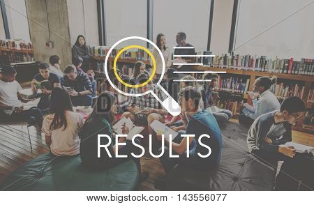Results Research Knowledge Discovery Concept