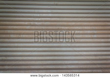 Texture Of Metal Wall