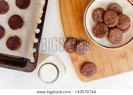 Chocolate Cookies Delicious