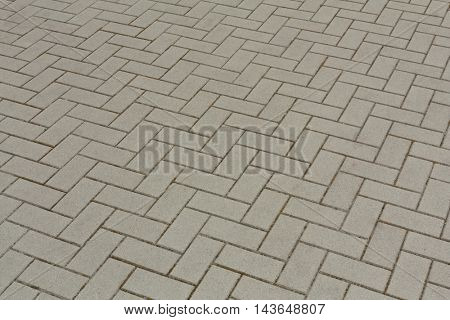 Stone pavement background texture