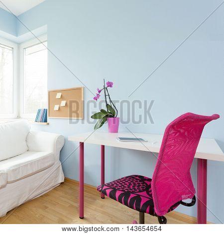 Modest Girl's Apartment