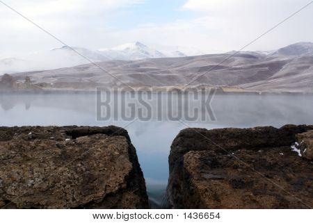 Takh-E-Suleiman Lake