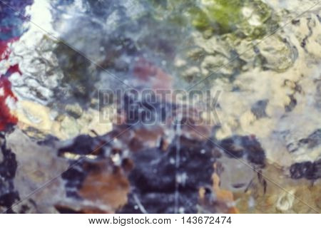 Blurred Abstract Background.