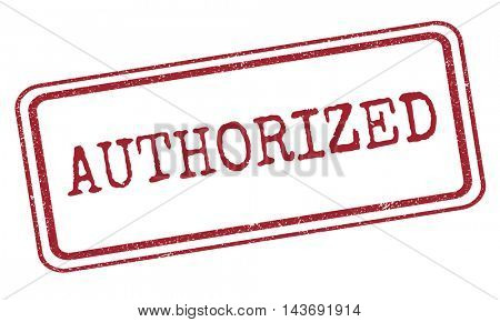 Authorize Allowance Approve Permit Graphic Concept