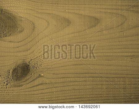 Pine Wood Background Sepia
