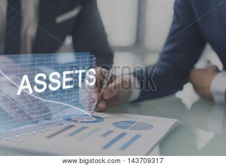 Business Finance Marketing Recession Concept