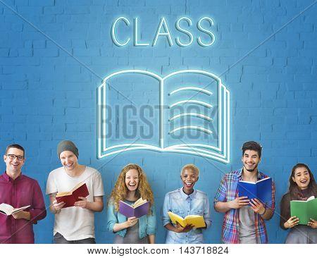 Education Improvement Intelligence Skills Graphic Concept