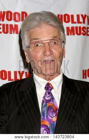 LOS ANGELES - AUG 18:  Paul Petersen at the