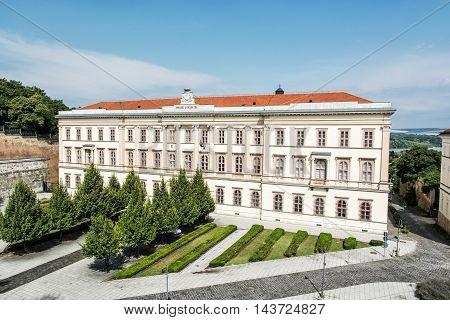 Opulent Architecture In Esztergom, Hungary