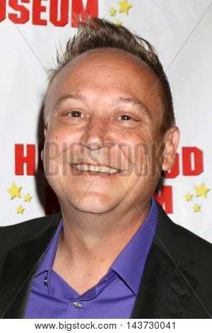 LOS ANGELES - AUG 18:  Keith Coogan at the