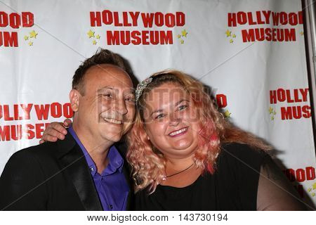 LOS ANGELES - AUG 18:  Keith Coogan, Kristen Coogan at the