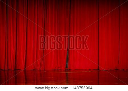 Red Curtain Backgrounds.