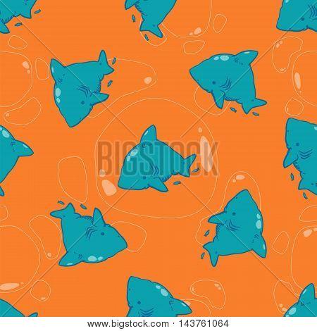 Cute Fubsy Sharks 3