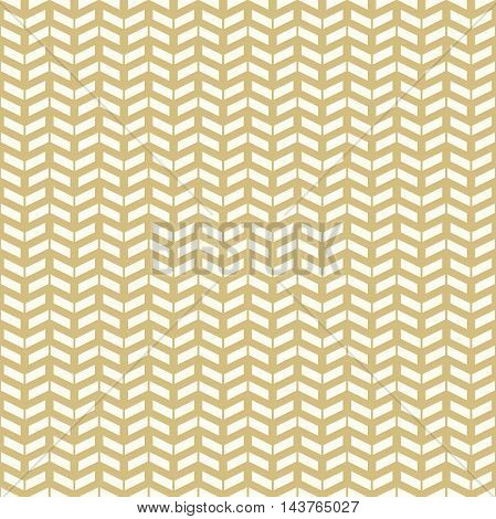 Geometric vector pattern with white arrros. Seamless abstract background