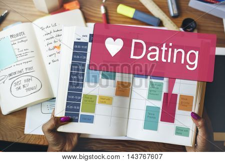 Dating Relationship Lovers Lifestyle Love Concept