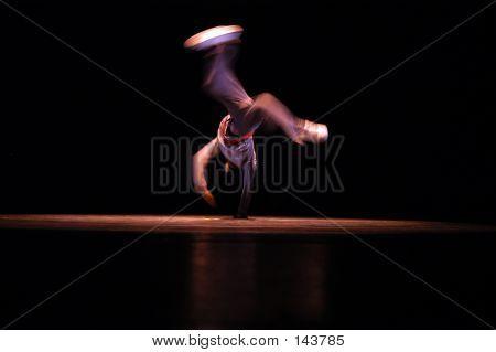 Hip Hop Tänzer - B-Boy