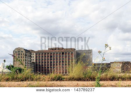 Millennium Mills In London