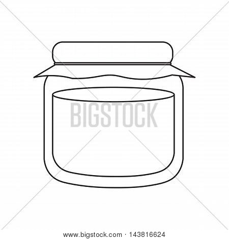 Honey icon of vector illustration for web and mobile design