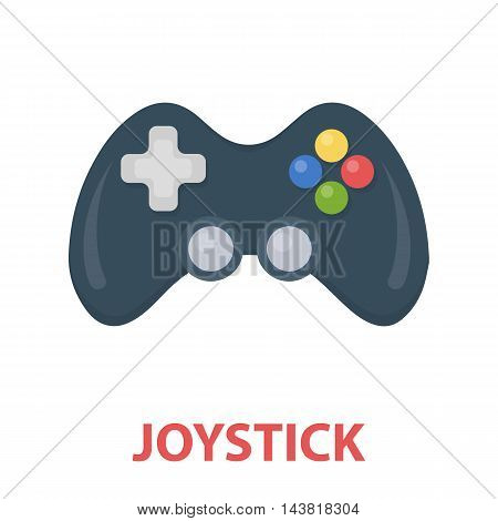 Controller cartoon icon. Illustration for web and mobile.