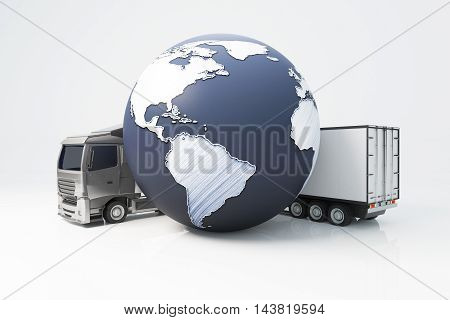 International Shipping Concept