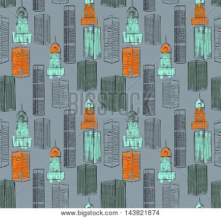 Buildings Downtown