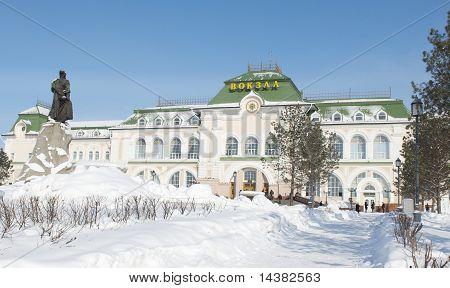 Khabarovsk Train Station
