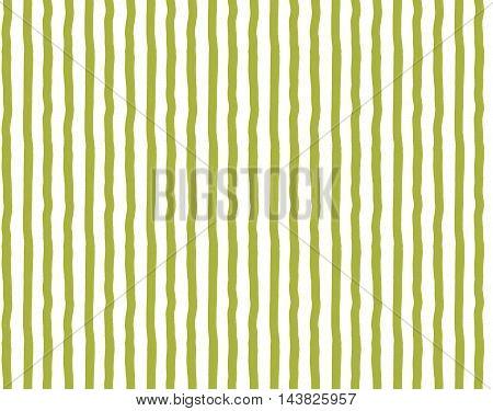 Marker Brushed Lines Green