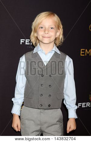 LOS ANGELES - AUG 22:  Christian Ganiere at the Television Academy's Performers Peer Group Celebration at the Montage Hotel on August 22, 2016 in Beverly Hills, CA