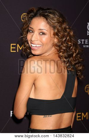 LOS ANGELES - AUG 22:  Brytni Sarpy at the Television Academy's Performers Peer Group Celebration at the Montage Hotel on August 22, 2016 in Beverly Hills, CA