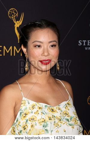 LOS ANGELES - AUG 22:  Michelle Ang at the Television Academy's Performers Peer Group Celebration at the Montage Hotel on August 22, 2016 in Beverly Hills, CA