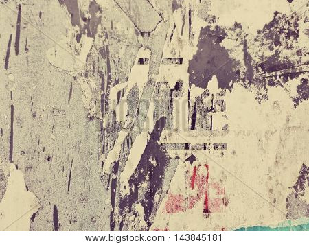 vintage style old paper texture and background